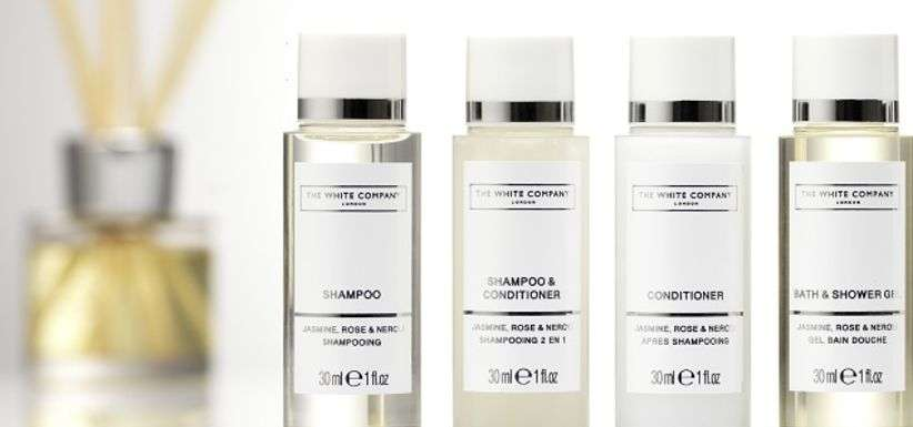 The White Company « Flowers » d'ADA International