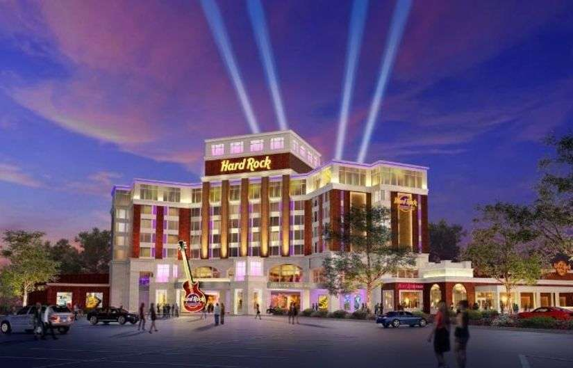 Hard rock hotels prepares to go to upstate new york for Design hotel upstate new york