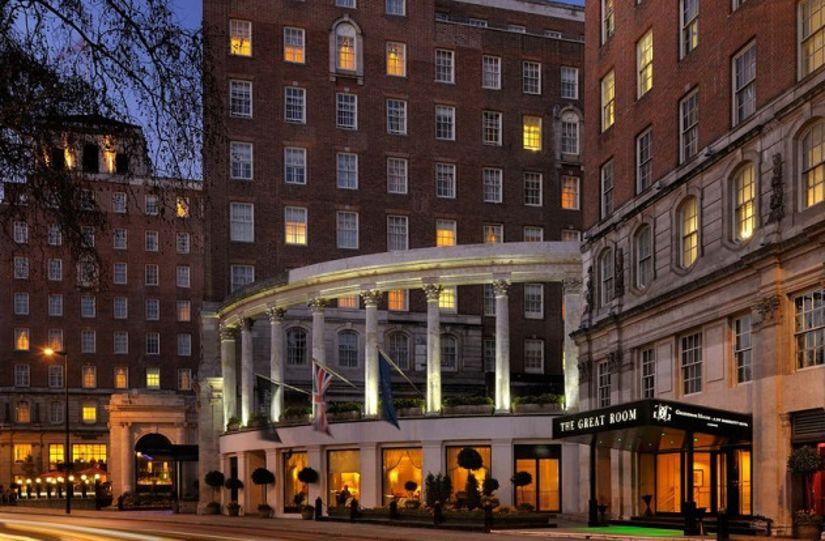 Le Grosvenor House De Londres Change De Main Hospitality On