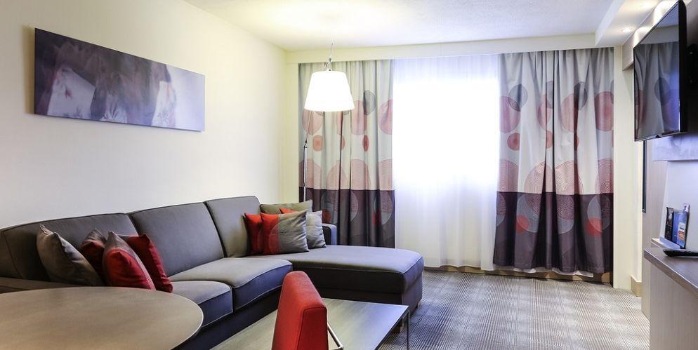 Accorhotels poursuit sa croissance en afrique avec le for Adagio appart