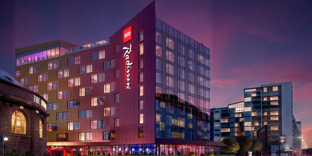 UK's first Radisson RED hotel opens in Glasgow