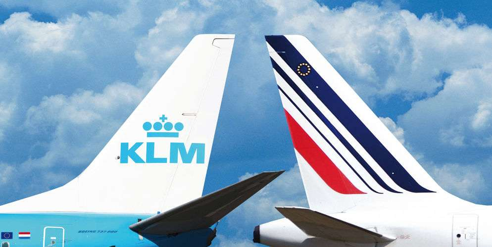 Follow-up to the Air France-KLM series