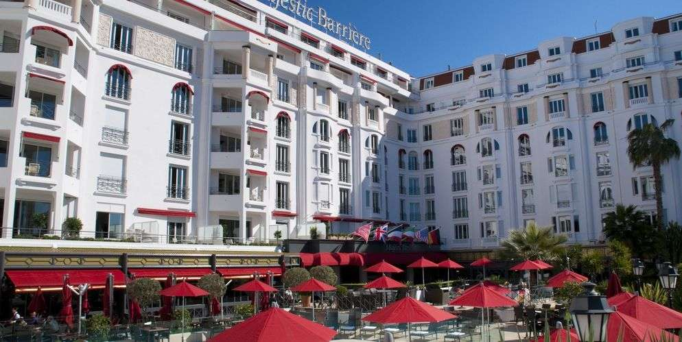 The Majestic Barrière Cannes, next beneficiary of the partnership with Louvre Hotels Group?
