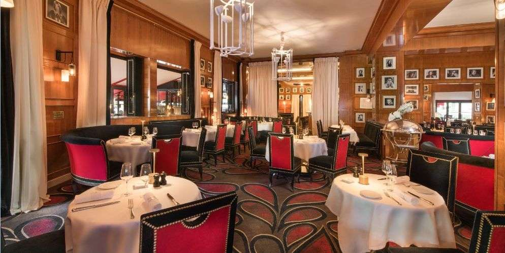 Restaurant Fouquet's Barriere