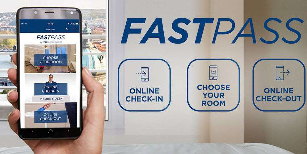 Application FASTPASS de NH Hotels