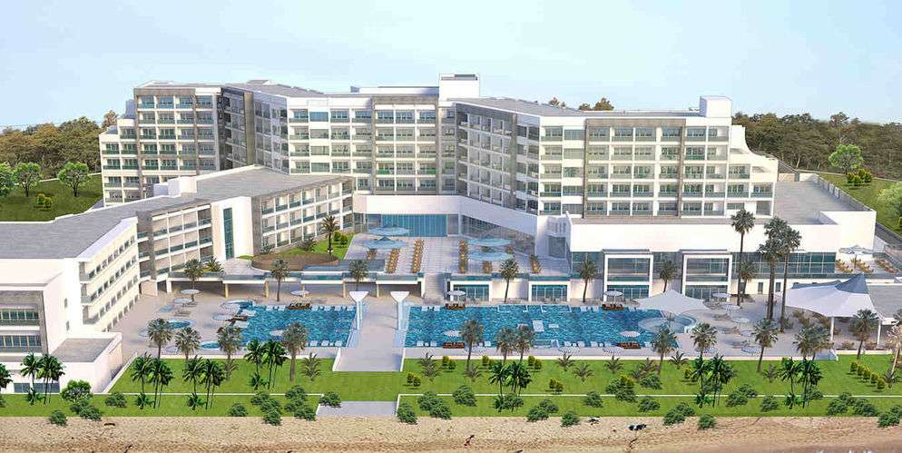 Hilton Skanes Monastir Beach Resort