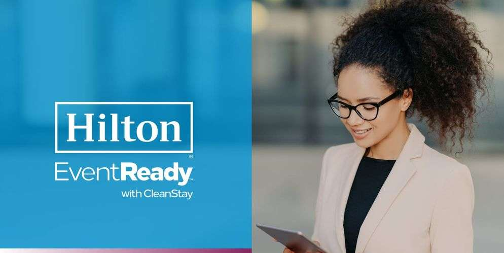 """Hilton EventReady Hybrid Solutions"""