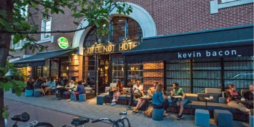 Hotel Kein Hotel Amsterdam