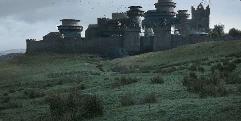 Winterfell ©HBO