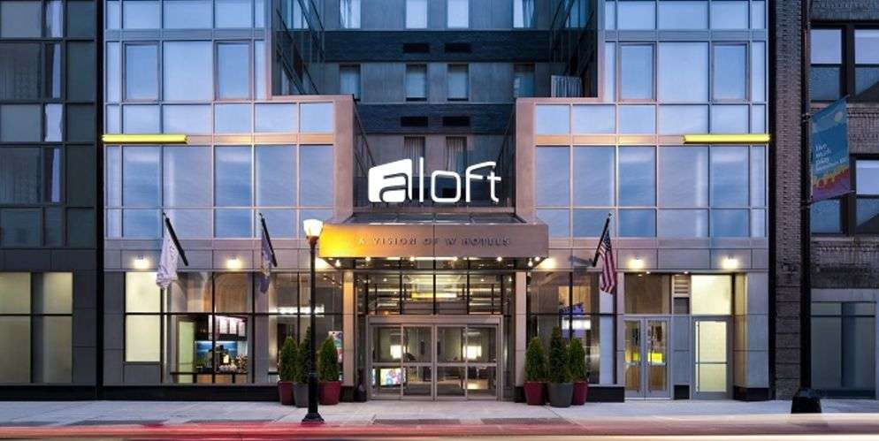 Aloft New York