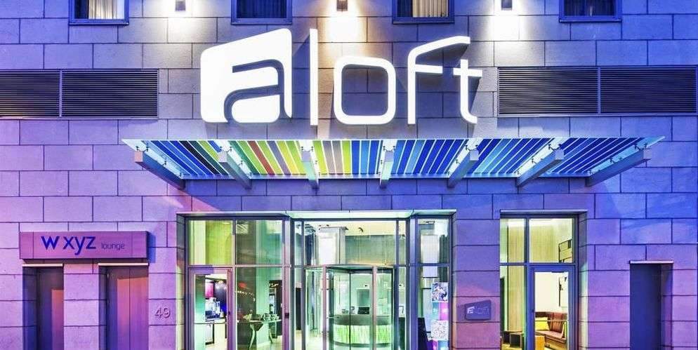 ALOFT, MARRIOTT INTERNATIONAL