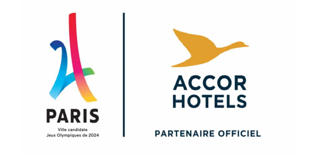 AccorHotels partenaire officiel Paris 2024