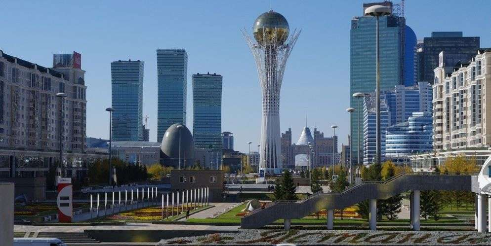 Central Downtown - Astana