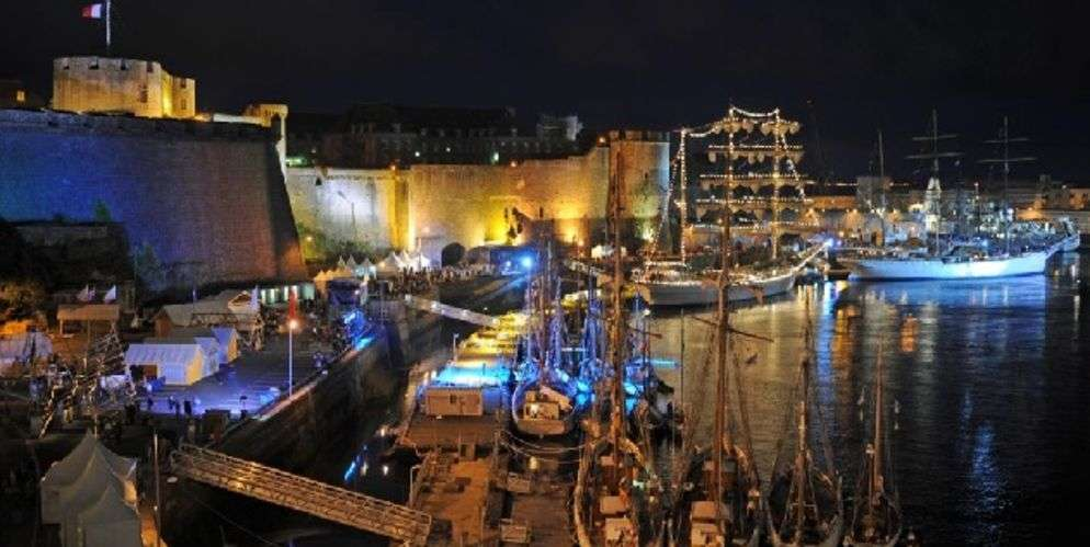 BREST, FETES MARITIMES INTERNATIONALES
