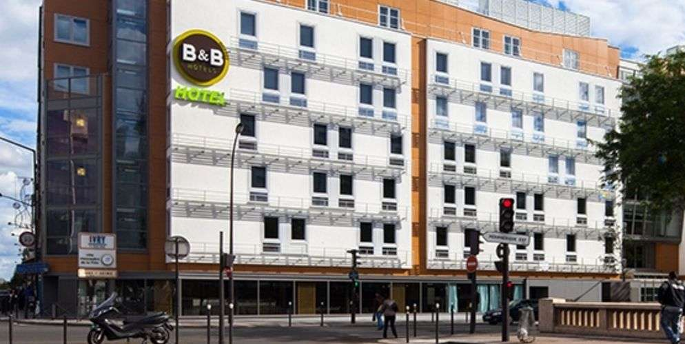 B&B Hotel Porte de Choisy Paris