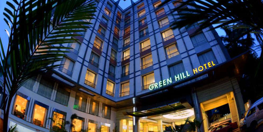 Best Western Green Hill, Yangon