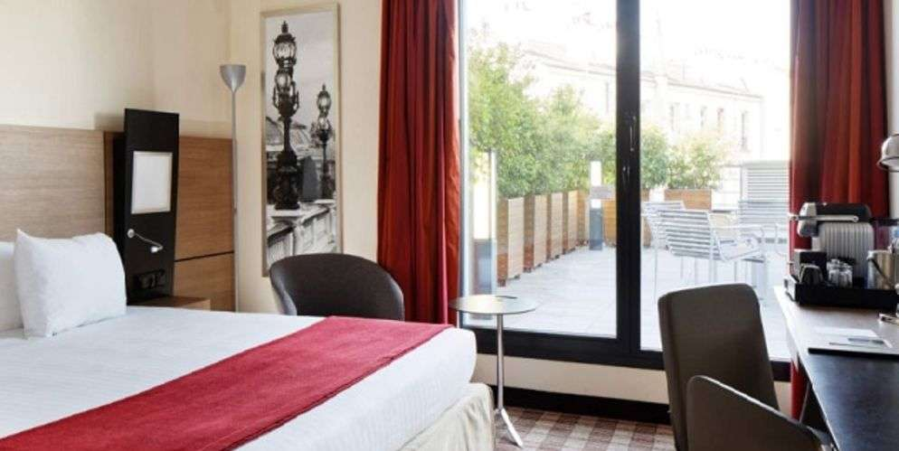 courtyard by marriott boulogne-billancourt