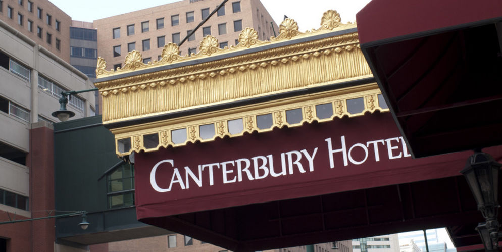 The Historic Canterbury Hotel