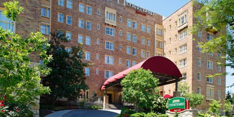 Courtyard Kansas City Country Club Plaza