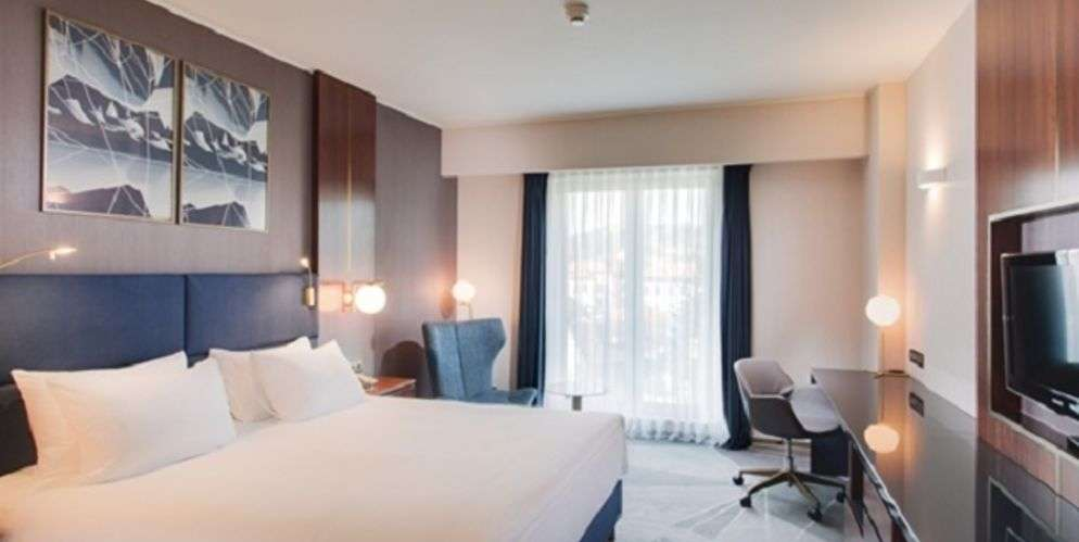 DoubleTree by Hilton Cluj - City Plaza Hotel