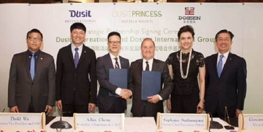 Dusit Hotels et Dossen International