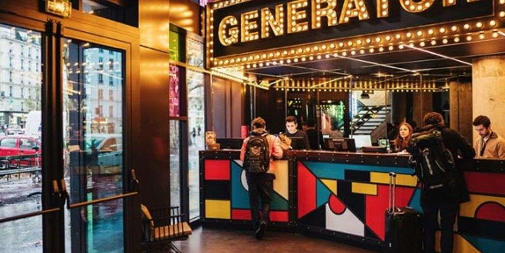 generator hostels a trouv preneur pour 450 millions hospitality on. Black Bedroom Furniture Sets. Home Design Ideas