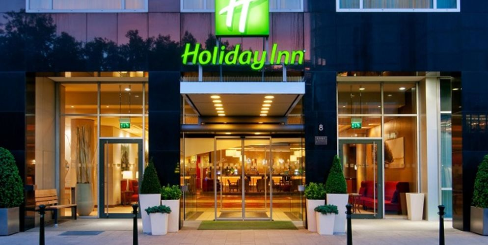holiday inn Düsseldorf, groupe IHG