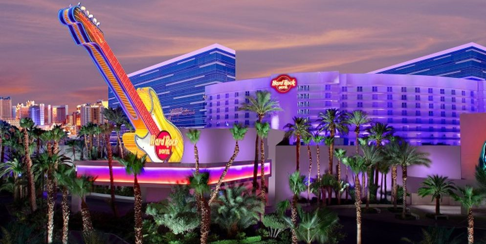 Hard Rock Hotel and Casino Las Vegas