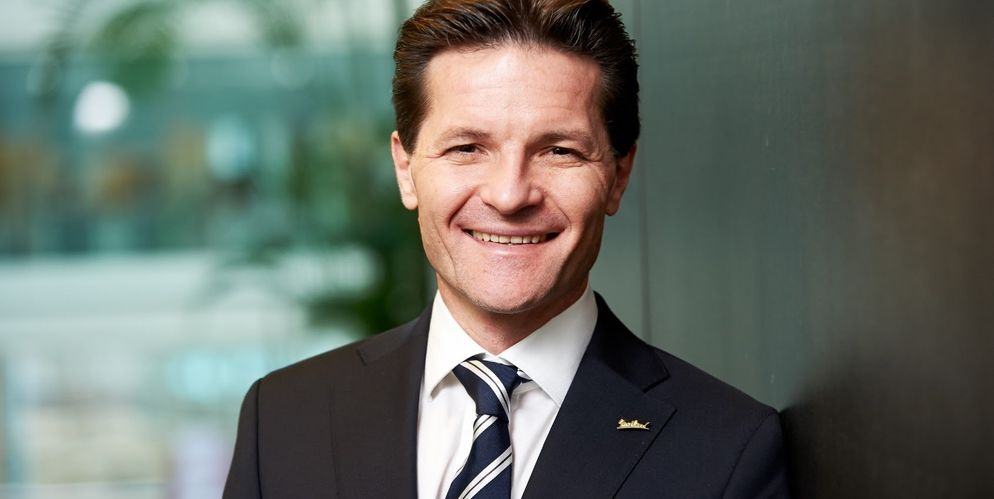 Olivier Harnish, CEO Emaar Hospitality Group