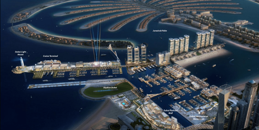 DUBAI MEDIA OFFICE - dubai harbour