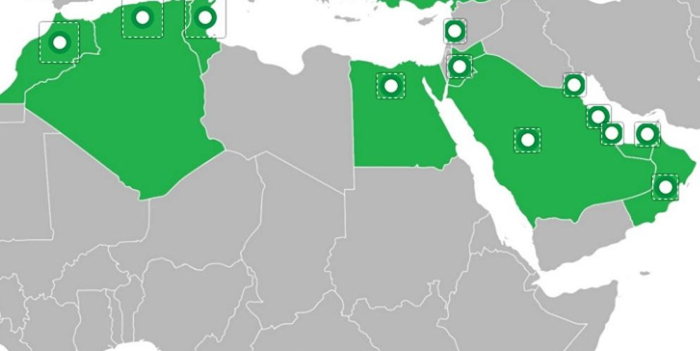 What are the major hotel operators in the Middle-East and ...