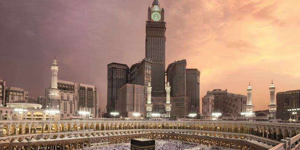 La Mecque & Fairmont Makkah Clock Royal Tower