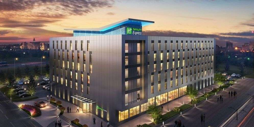 Holiday Inn Express Trafford City