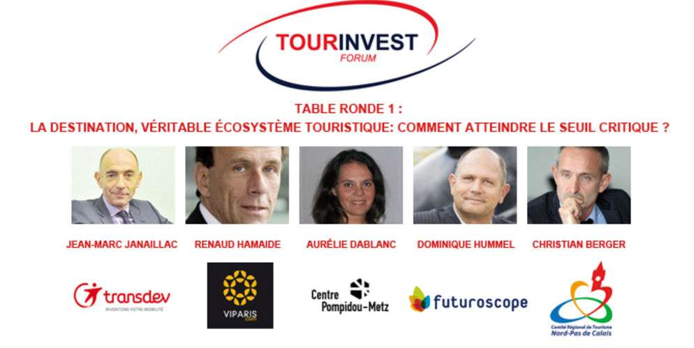 Table Ronde Matin TourInvest Forum 2014