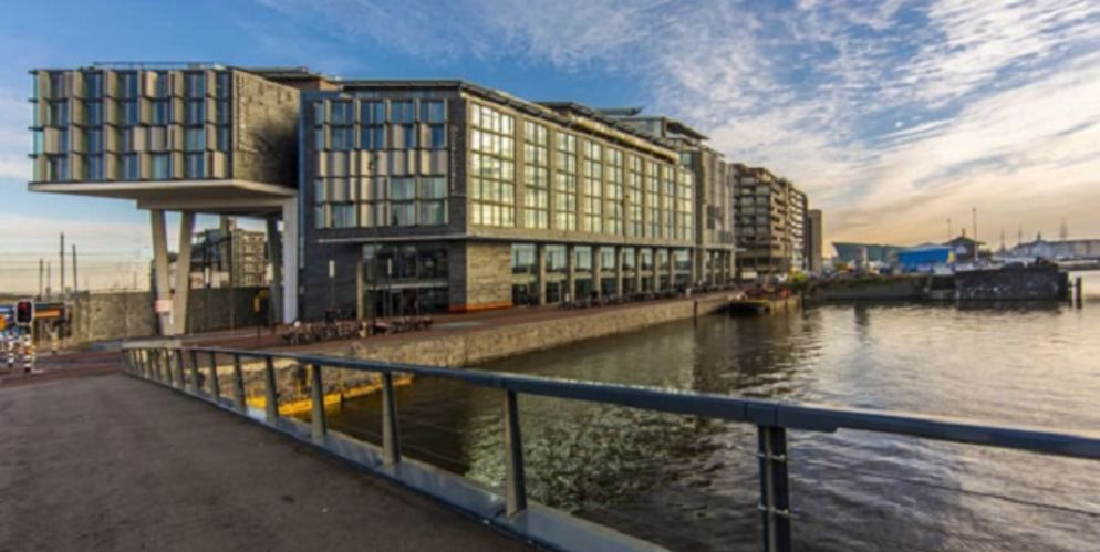 The DoubleTree by Hilton Amsterdam Centraal Station