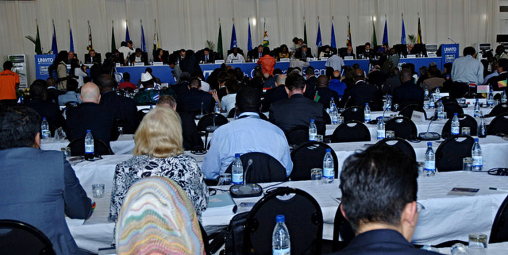 20th UNWTO General Assembly