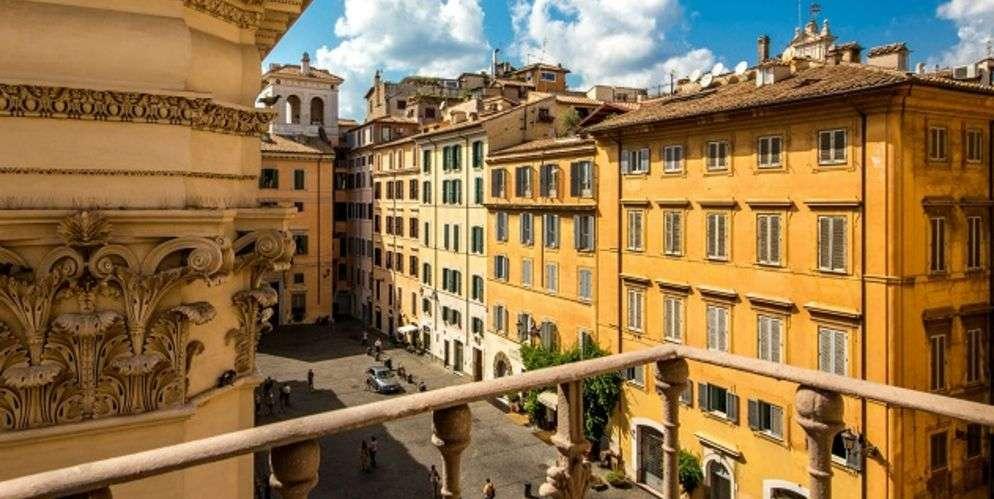 Hotel En Plein Centre De Rome