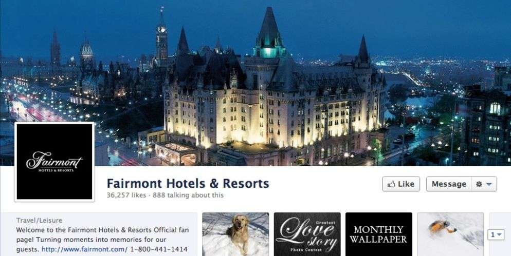 Fairmont Launched Its New Look Careers Website