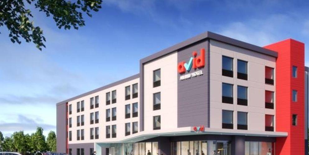 ihg d voile sa nouvelle enseigne avid hotels hospitality on. Black Bedroom Furniture Sets. Home Design Ideas