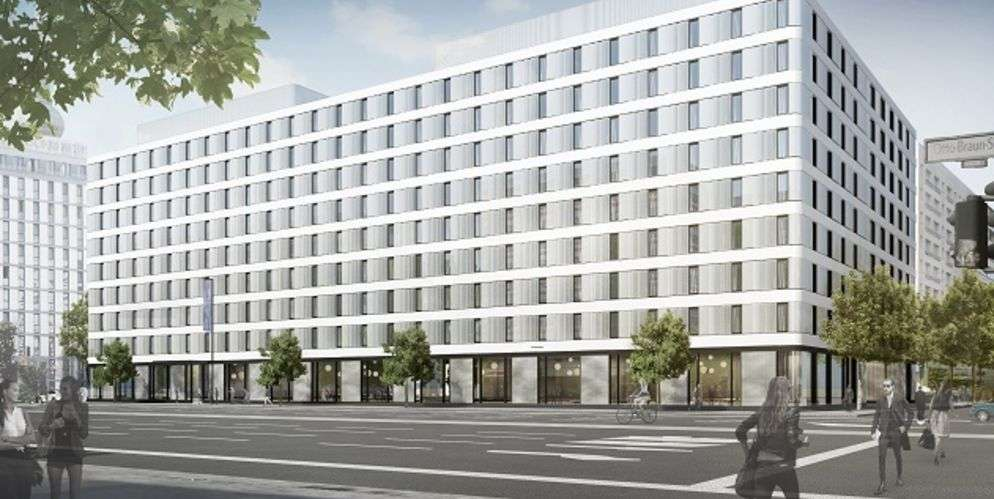 Hampton by Hilton Berlin City Alexanderplatz