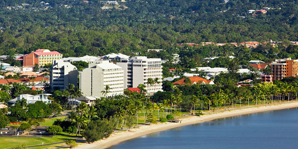 Le futur Holiday Inn Cairns Harbourside
