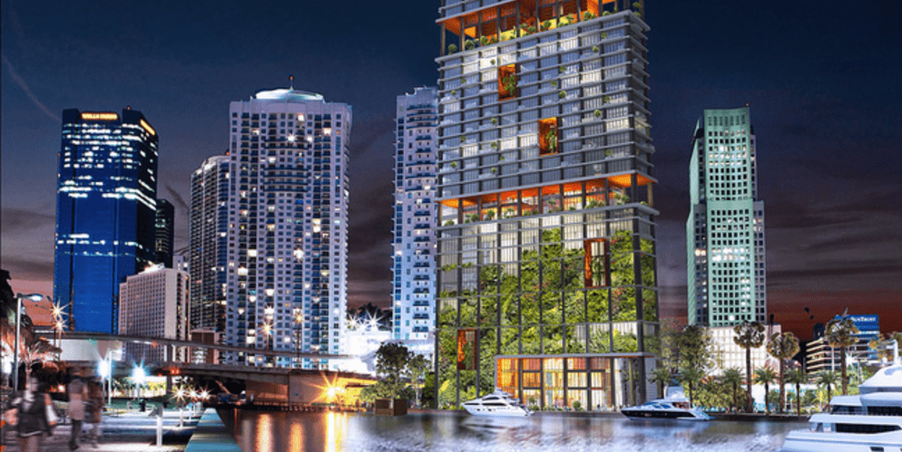 Futur Light Human Hotel Miami