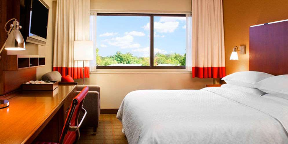 La chambre du Four Points by Sheraton Bali, Kuta