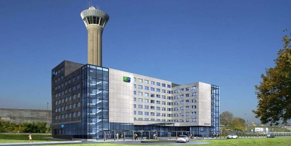 Holiday inn express roissy charles de gaulle pole ouest
