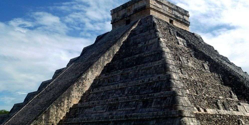 mexique, chichen itza
