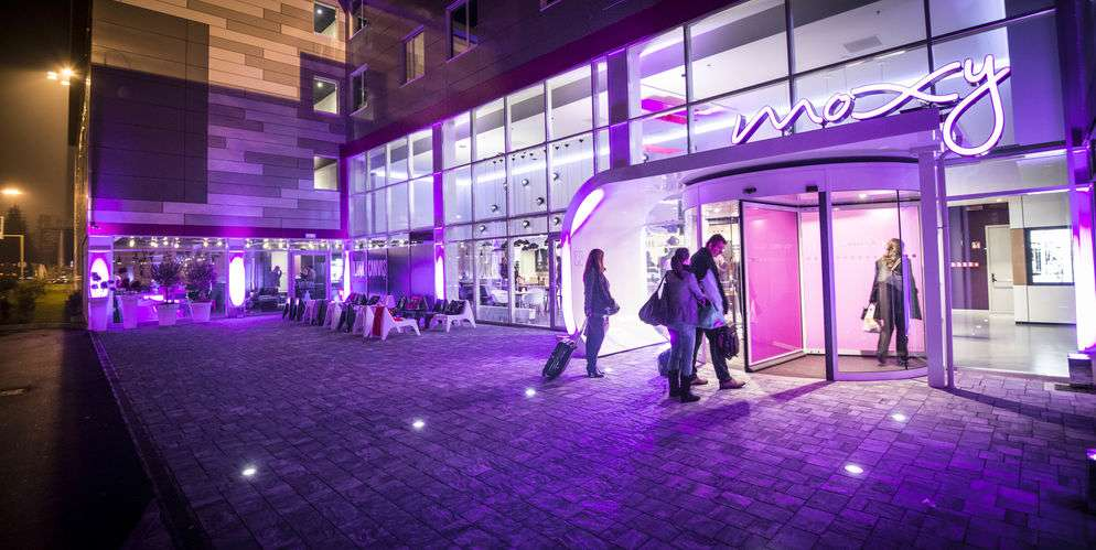 Moxy Hotels, marque de Marriott International