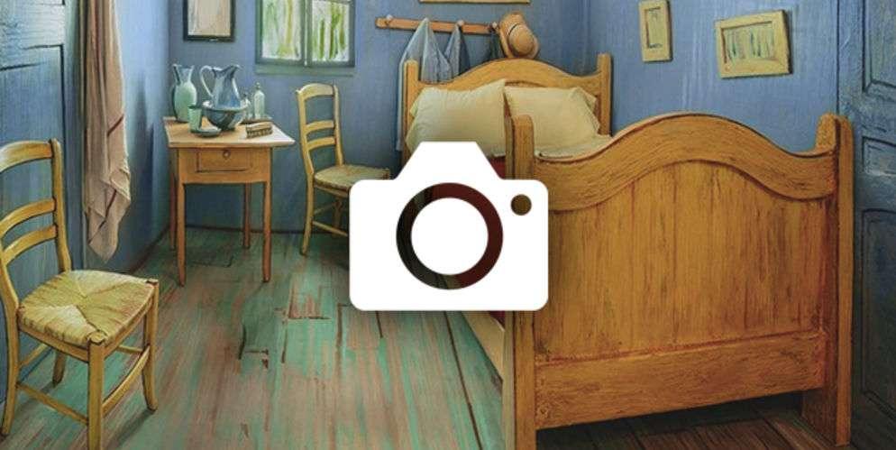 Van Gogh S Bedroom On Airbnb Hospitality On