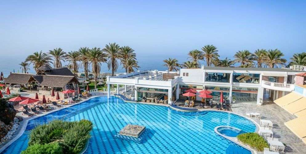 Radisson Blu Beach Resort Crete, Greece