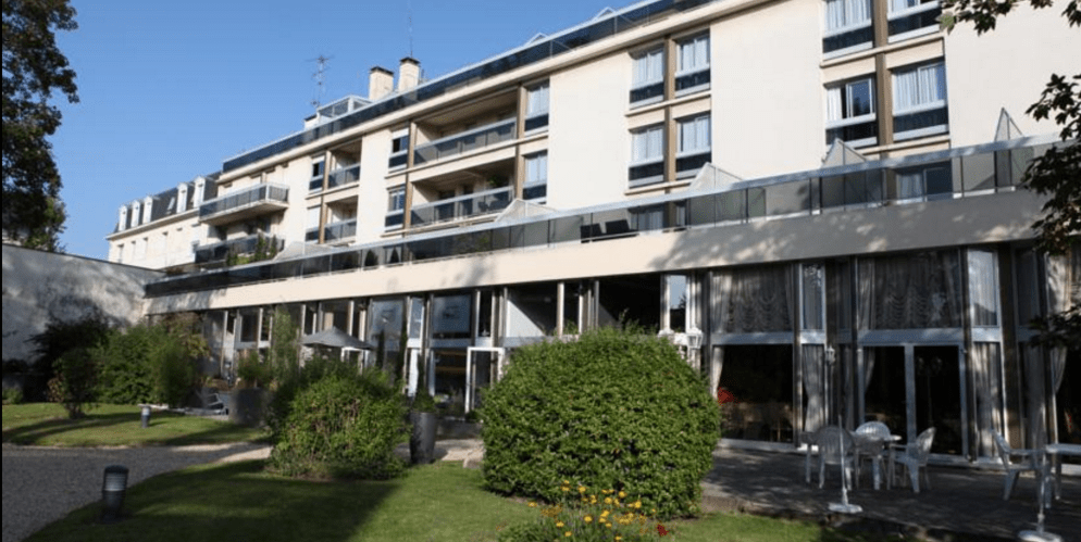 Best Western Plus Hôtel du Parc Chantilly