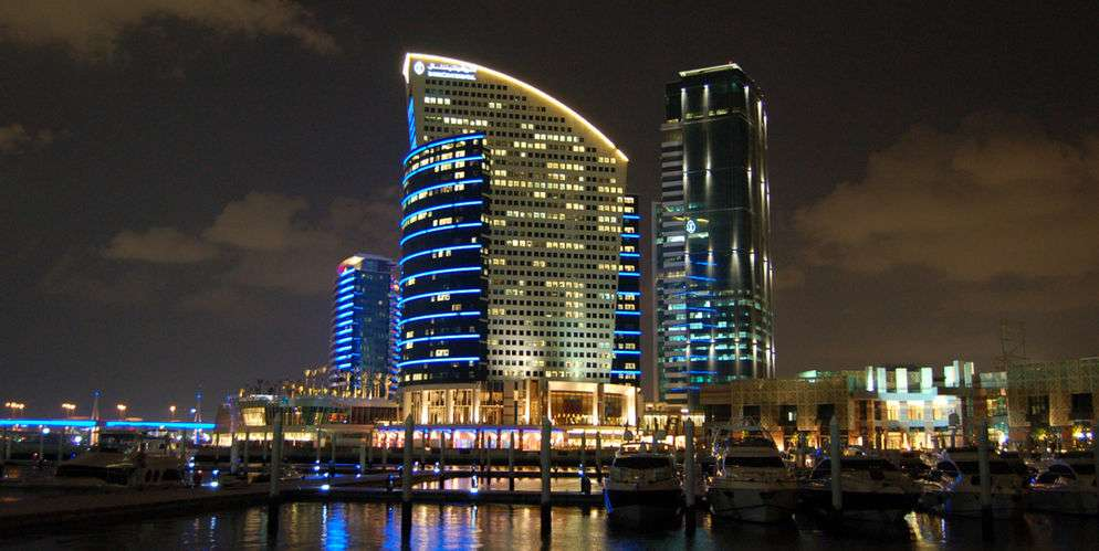 InterContinental Hotels Dubai Festival City